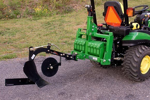 Pin On Top Compact Tractors Attachments