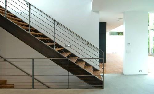 Best Horizontal Flat Bar Rail Detail Modern House Design With 400 x 300
