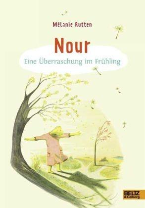 Sehr eigenwillig, was Text und Bilder angeht, aber auch sehr poetisch und zärtlich. Nour ist eine Eidechse, die ihren Weg geht, Freundschaften pflegt, sich Gedanken macht - über sich selbst und die Welt - und die sich auch mal in Geduld üben muss, um eine wunderbare Überraschung zu erhalten. Mélanie Rutten, Nour - Eine Überraschung im Frühling. Beltz & Gelberg, ab 6