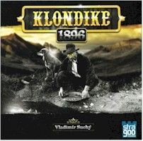 KLONDIKE 1896 - BOARD GAME