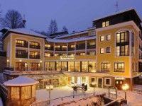 Das traditionelle 4-Sterne-Hotel Saalbacher Hof befindet sich im Herzen von Saalbach, direkt in der Fußgängerzone. Die Seilbahnen des Skigebietes Saalbach-Hinterglemm finden Sie in unmittelbarer Umgebung, ca. 10 m vom Haus entfernt. Der Saalbacher Hof besteht aus einem Haupt- und einem Nebenhaus.