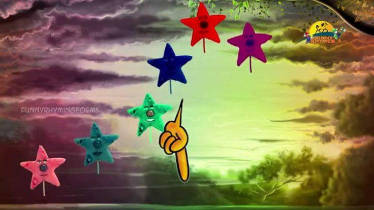 One little finger 3d Rhymes for Kids | Children Nursery Rhymes | Kids ed...