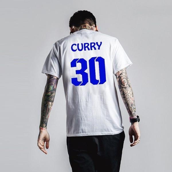 3D Stephen Curry T Shirt