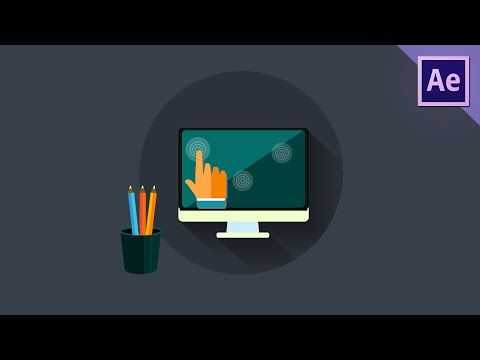 After Effect Interface - Tutorial for beginners (CC2015) - YouTube