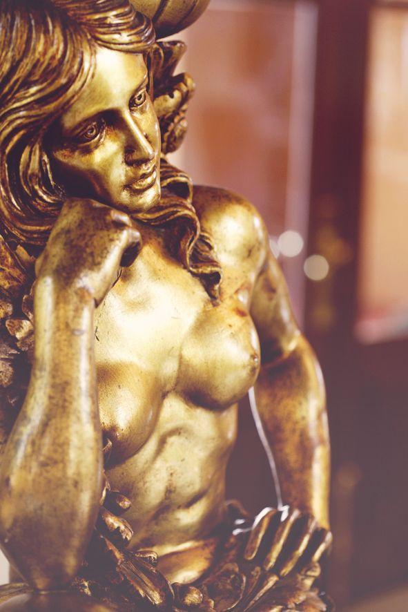 Statue at Le Residence | Franshoek