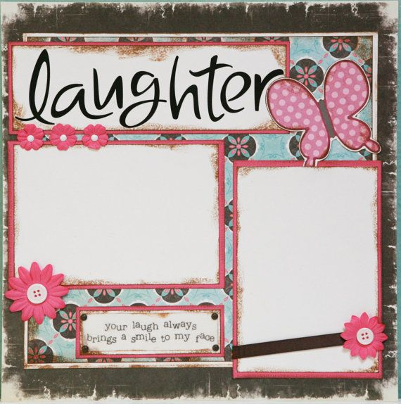 adorable scrapbook idea