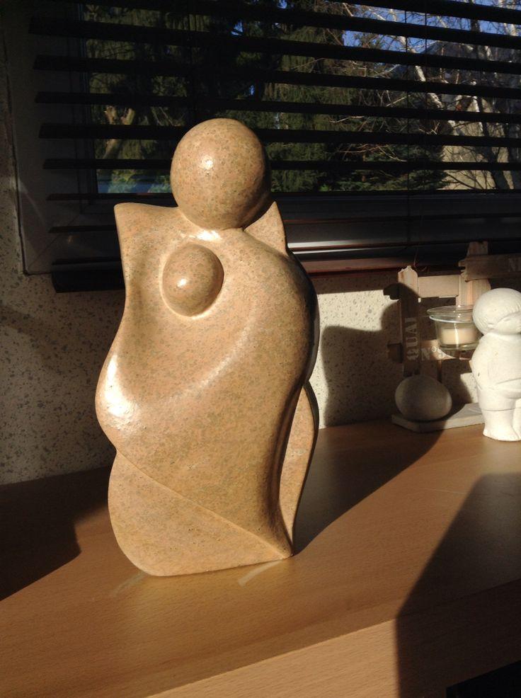 Sculpture en stéatite