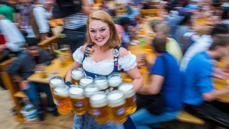 #Saufen bis zum Vorhofflimmern: Wiesn-Bier bringt Herz aus dem Takt - STERN: STERN Saufen bis zum Vorhofflimmern: Wiesn-Bier bringt Herz…