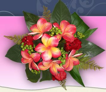 flowers: Flower Pictures, Bridal Bouquets, Hawaiian Flower, Wedding Flower Bouquets, Wedding Bouquets, Flower Arrangements, Bouquets Ideas, Silk Flower, Beaches Wedding