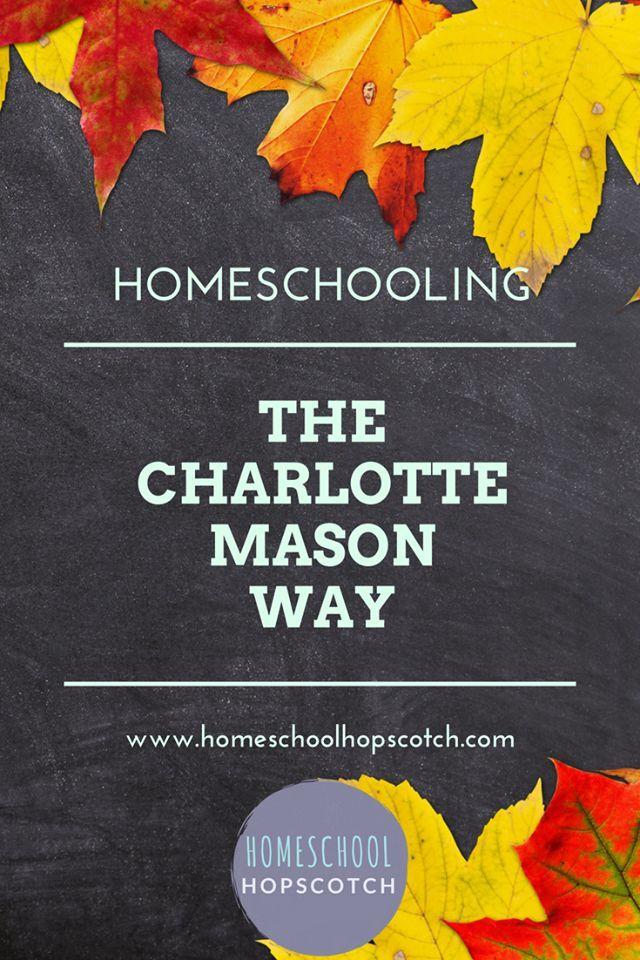 Homeschooling The Charlotte Mason Way Homeschooling Your Child