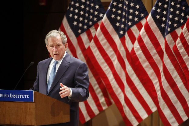 George W. Bush, the painter, will soon have his first gallery showing. The former president's artwork – a source of fascination for his fans and critics, in the worlds of…