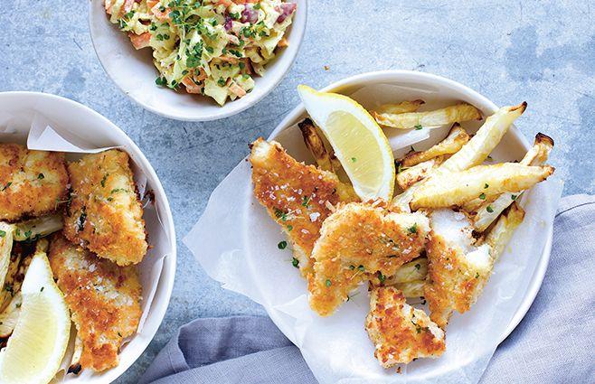 Fisk & fritter