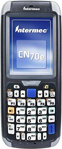 Intermec CN70EN7KN00W4100 CN70E Ultra-Rugged Mobile Computer, Numeric Keypad, EA30 2D Imager, No Camera, WLAN, WEH, LP, Smart System. Numeric keypad. EA30 2D imager. No camera.