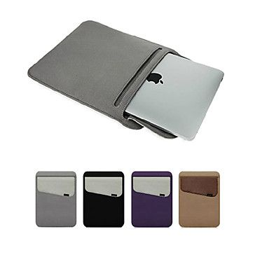 Ultra Slim Praktisk Business Design High Class Plus Material Liner Package for MacBook Air (assorterte farger) – NOK kr. 307
