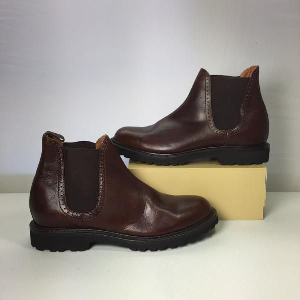 6cdd042efae Wolverine Men's Brown Cromwell Chelsea Boot, Size 10M   New Arrivals ...