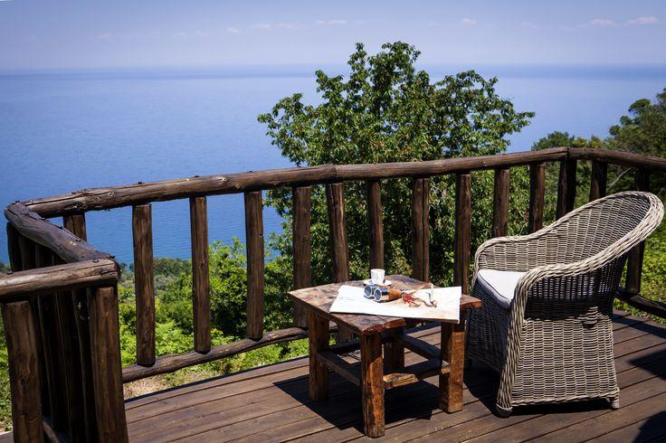 The hut - patio