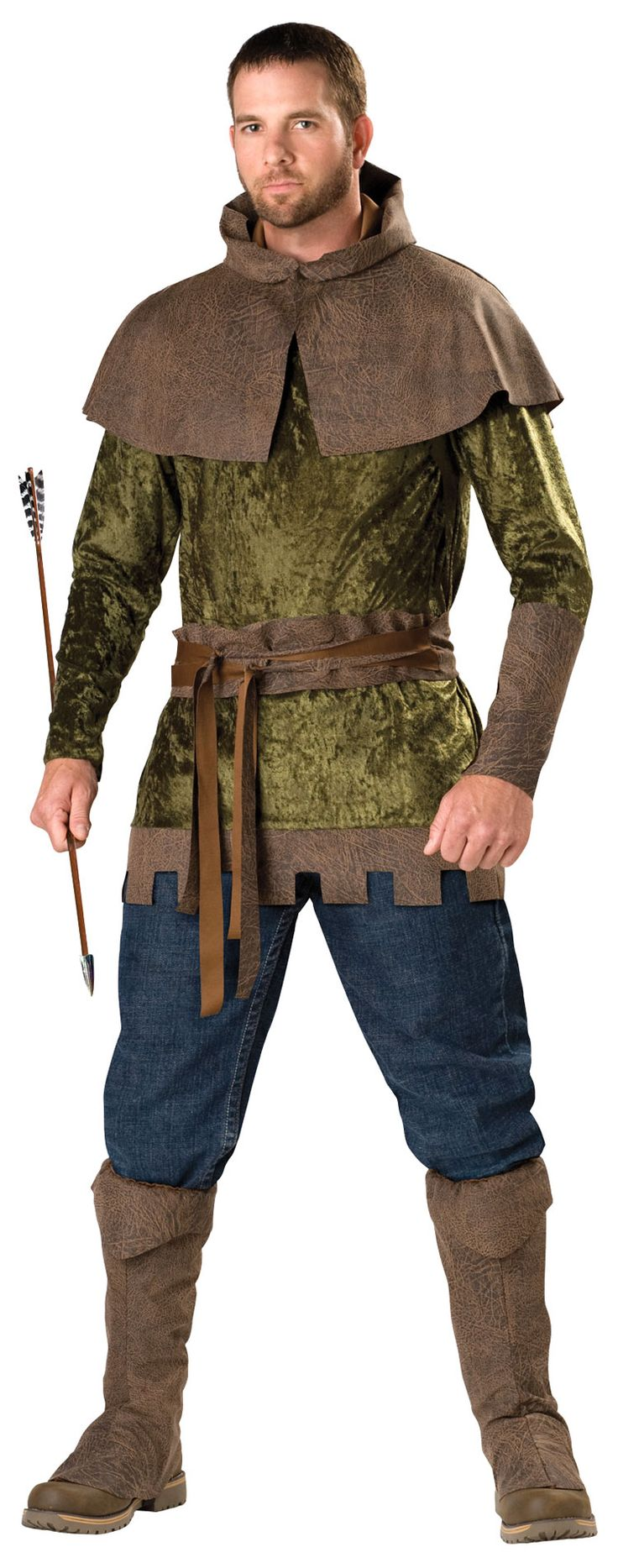 Adult Robin Hood Costume - Medieval and Renaissance Costumes