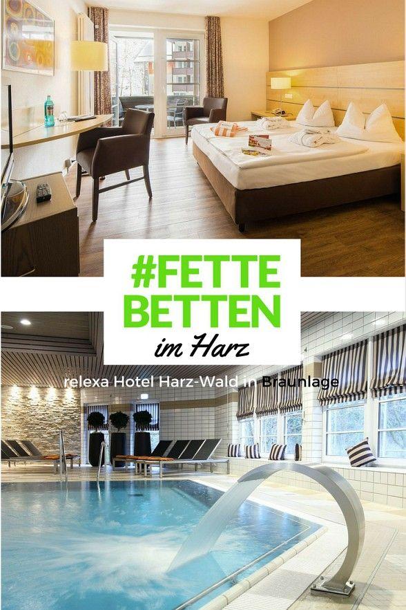 Das relexa hotel Harz-Wald bietet 120 Wohlfühl-Zimmer in Braunlage