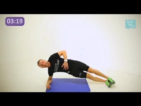Lean Machines - Everyday 10 Minute Workout. Fairly well rounded, meant to repeated once or twice, 2-3 times per week. They suggest alternating with the abdominal workout.