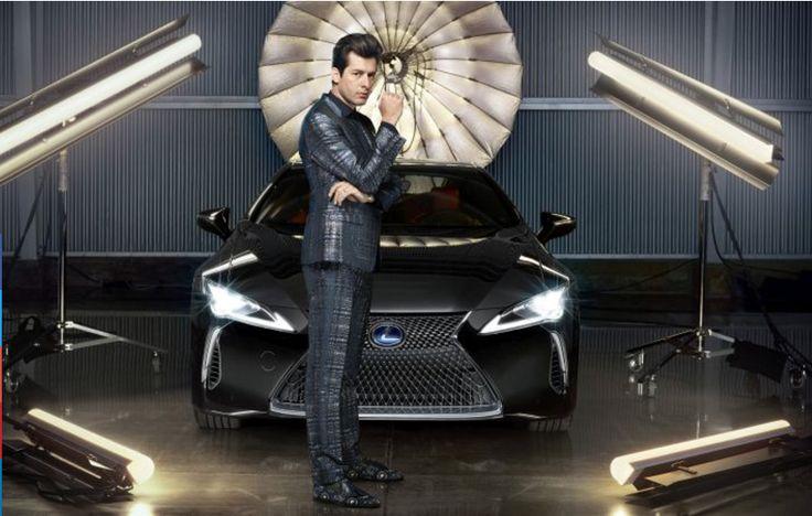 Mark Ronson, producent muzyczny, DJ, laureat Grammy i Brit Awards, został gwiazdą kampanii promującej luksusowe coupe Lexusa. Potrwa pół roku i dostarczy fanom dużo rozrywki na najwyższym artystycznym poziomie. http://exumag.com/make-your-mark-podejmij-wyzwanie/