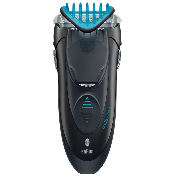 Personal Edge : Braun 5733 CruZer5 Rechargeable Face Shaver
