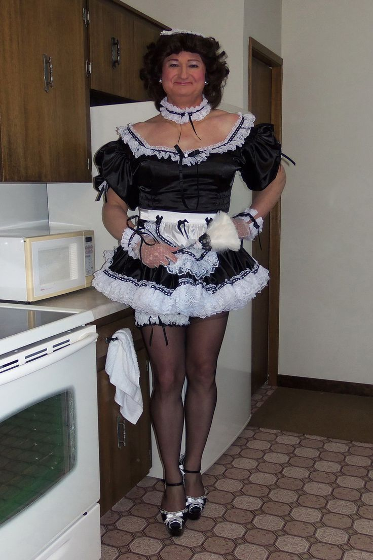 Vallerie French Maid Uniform purchased from BirchPlaceShop ...