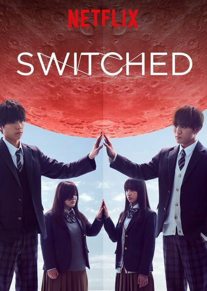 Image result for switched japanese drama cover