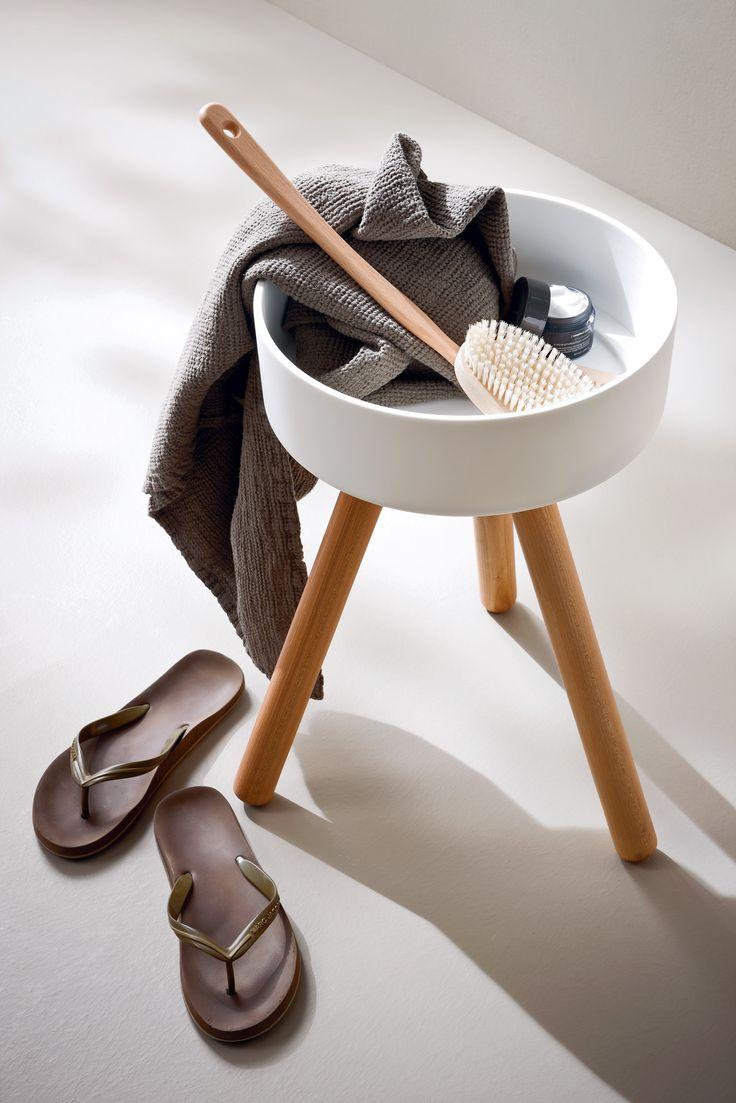 Complete harmony - Fonte, design by Monica Graffeo #rexa #design #bathroom #bath