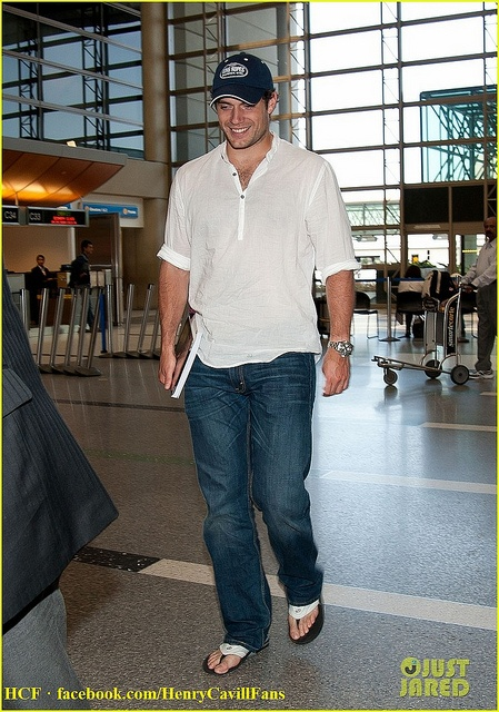 Henry Cavill Candid at LAX Airport May 31st, 2012-01 by The Henry Cavill Verse, via Flickr: Airports Pics, Cavill Arriv, Cavill Candid, Cavill Photo, Actorhenri Cavill, Lax Airports, Henry Cavill, Candid Henry, Candid Photo