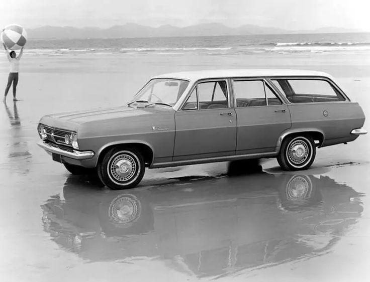 1966 Holden HR Premier Station Wagon