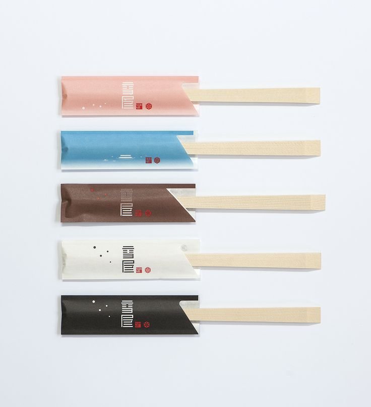 yukiya_chopstick wrapper / food / shop
