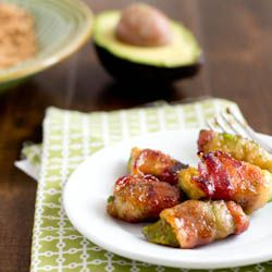 Bacon Wrapped Avocados from @Carrian Feik Cheney - Sweet Basil