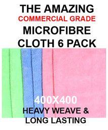 Microfibre Cloth Pack