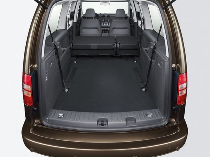 Caddy Maxi Life - load space