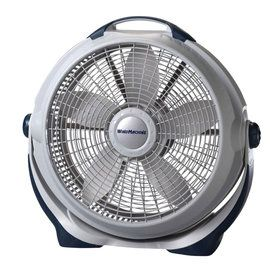 Lasko 20-In 3-Speed High Velocity Fan 3300