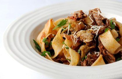 Duck Ragu Recipe - Great British Chefs