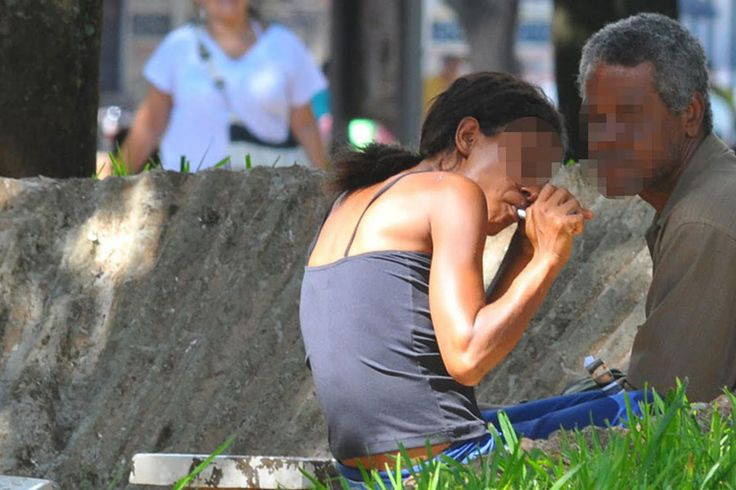 20% dos usuários das cracolândias no Brasil são mulheres, segundo Fiocruz | #Cracolândia, #CristinaIndioDoBrasil, #Drogas, #Fiocruz, #Icict, #Mulheres, #Vício