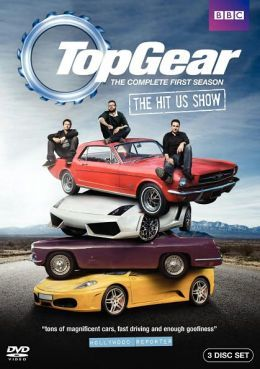 Top Gear USA. I love this show and wish I were on it. It's hysterical and awesome!