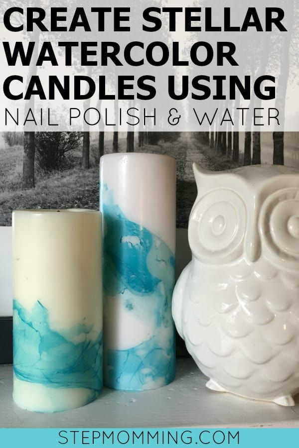 Painting With Nail Polish: Crafts to try with the Kids – kids crafts