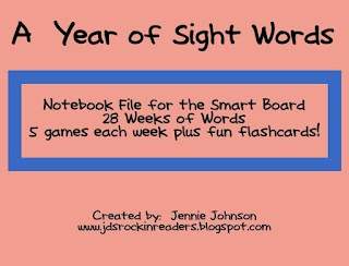 Not sure what sight word list to use?  Come and check out my post about why I choose to use Lucy Calkins list from Teachers College of Reading and Writing.