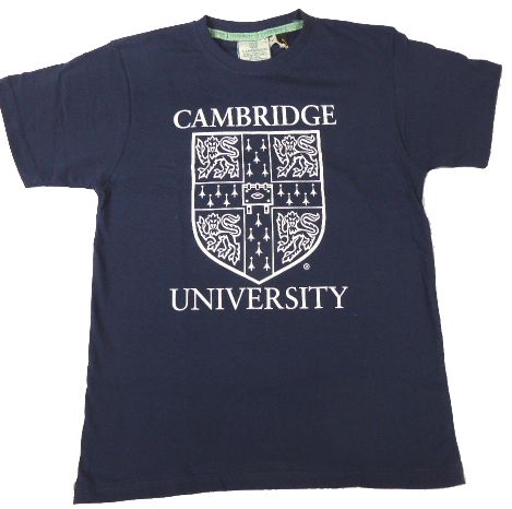 Jack on Trinity - stocking official University of Cambridge souvenirs and clothing
