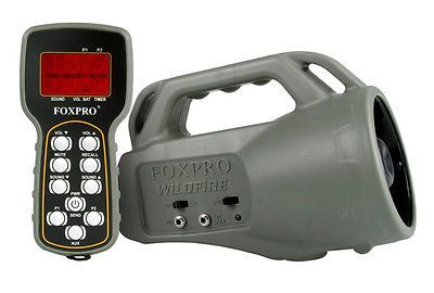 Game Calls 36252: Foxpro Wildfire 2 Wf2 Predator Call W Remote Foxbang 35 Sounds On, 200 Capacity BUY IT NOW ONLY: $149.99