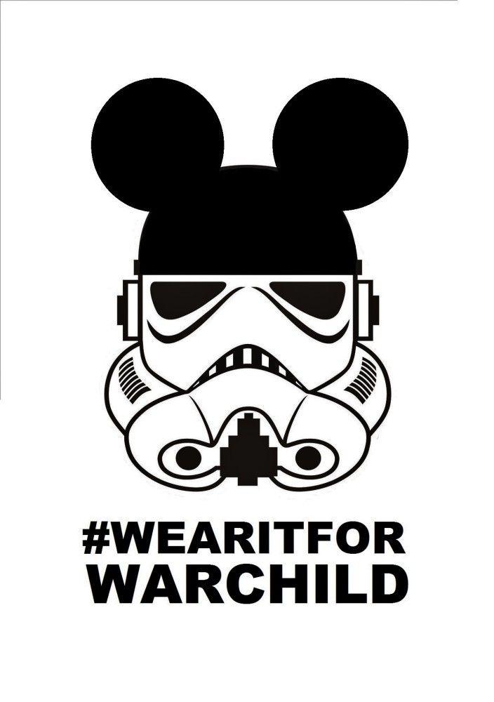 leo theo create visual artwork for O2 and War Child