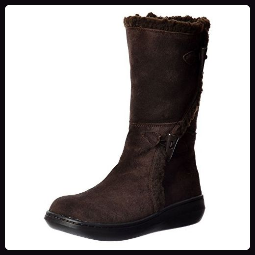 Damen Rocket Dog Slope Hang Kalb Fell Winter Stiefel UK3 - Eu36 - Us5 - Au4 Chocoolate Braun - Stiefel für frauen (*Partner-Link)