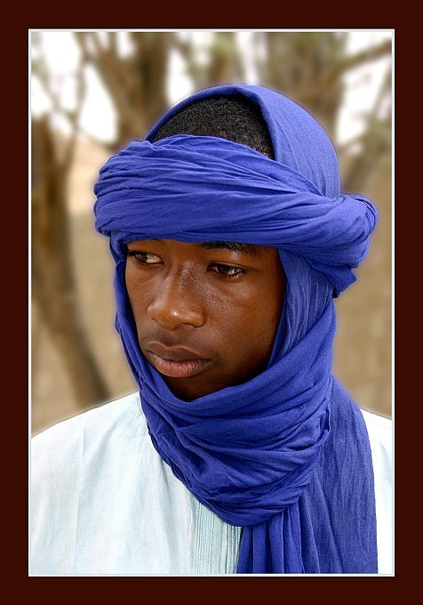 A young Malian Songhay.