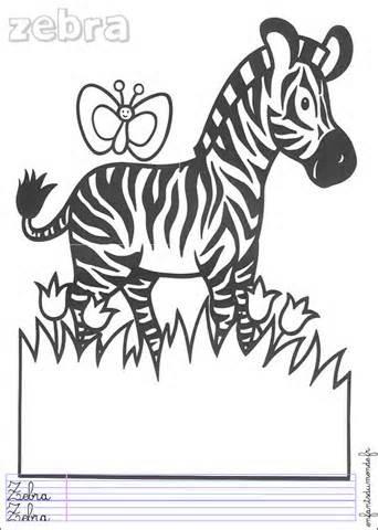40 best de snelste zebra images on pinterest - Zebre coloriage ...