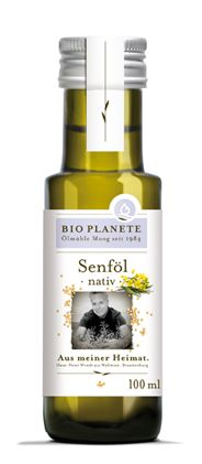 #Bio-Senföl aus deutscher Herkunft - Bio #Planète #Öl