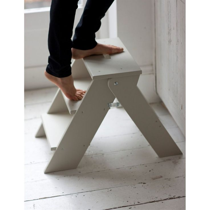 Awesome Betty Twyford Wooden Step Stool. Kitchen ...