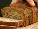 Banana Bread with Pecans (or chocolate chips)