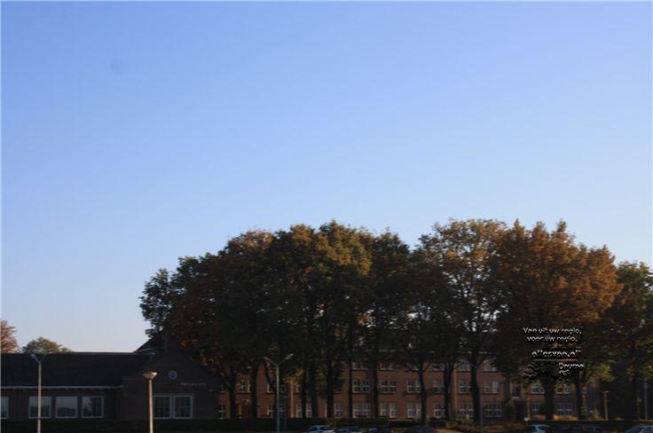De gemeenteraad heeft ingestemd met het voorstel van het college om een azc te vestigen in het hoofdgebouw van Willibrordhaeghe.